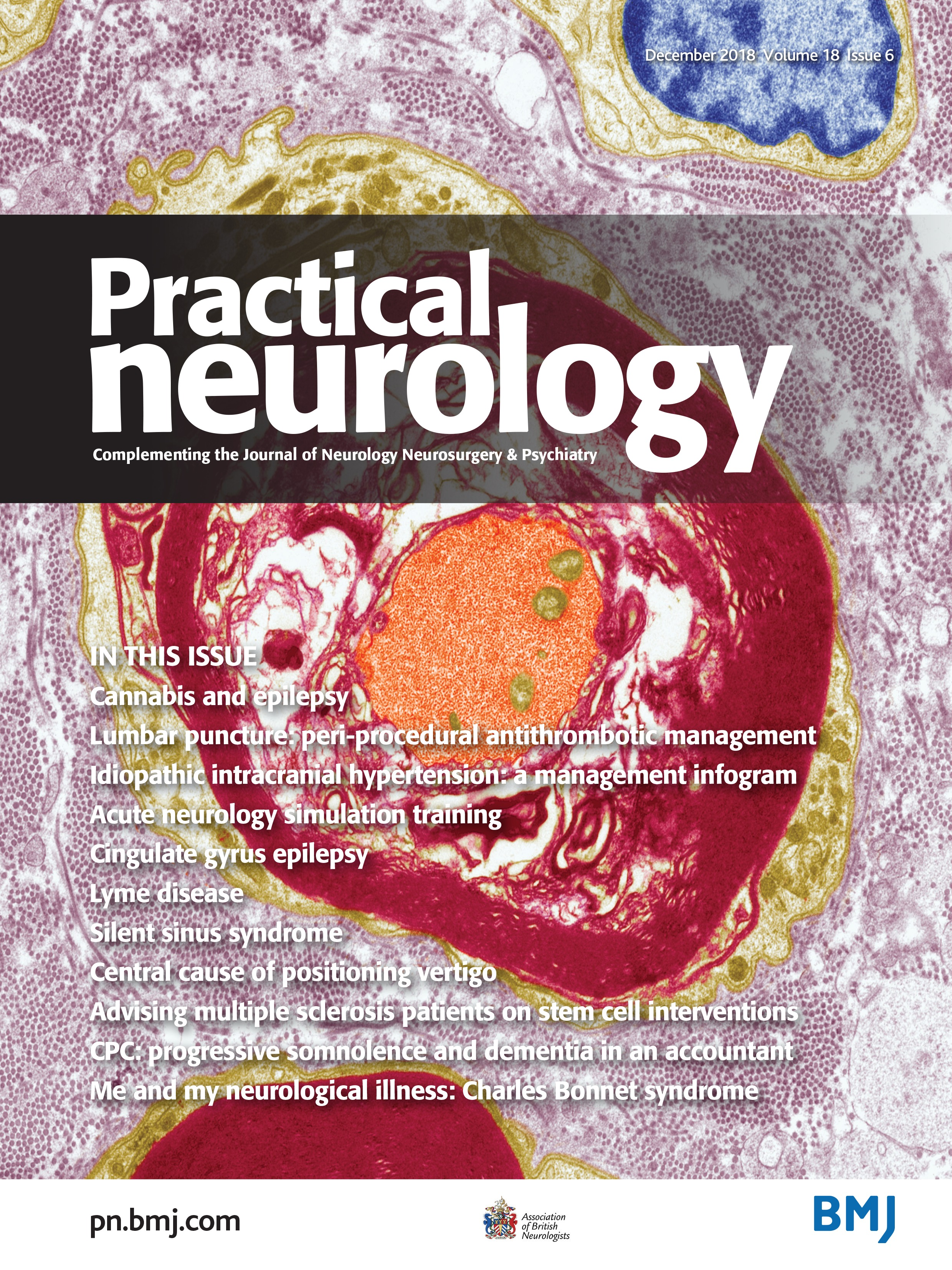 Clinicopathological case: progressive somnolence and dementia in an