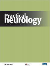 Practical Neurology: 3 (1)