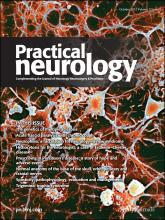 Practical Neurology: 12 (5)