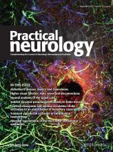 Practical Neurology: 12 (6)