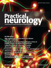 Practical Neurology: 13 (2)