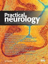 Practical Neurology: 13 (3)