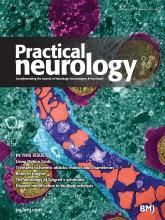 Practical Neurology: 14 (1)