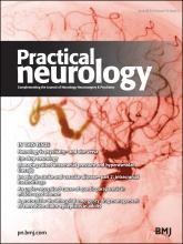 Practical Neurology: 14 (3)