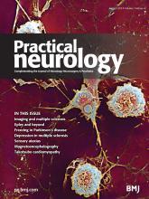 Practical Neurology: 14 (4)
