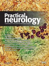 Practical Neurology: 14 (5)