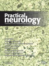 Practical Neurology: 15 (1)