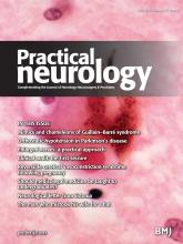 Practical Neurology: 15 (2)