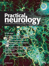 Practical Neurology: 15 (3)