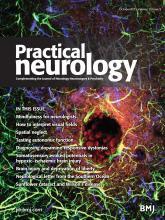 Practical Neurology: 15 (5)