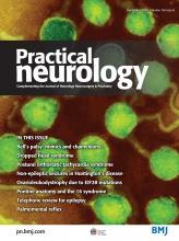 Practical Neurology: 16 (6)