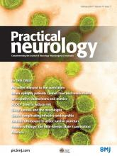 Practical Neurology: 17 (1)