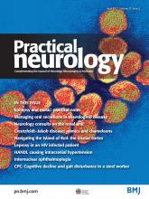Practical Neurology: 17 (2)