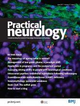 Practical Neurology: 17 (3)