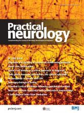 Practical Neurology: 18 (3)