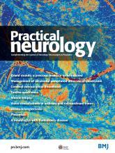 Practical Neurology: 20 (5)
