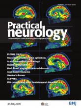 Practical Neurology: 21 (2)