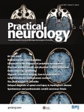 Practical Neurology: 21 (3)
